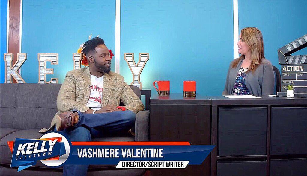 Vashmere Valentine, influencing entrepreneur